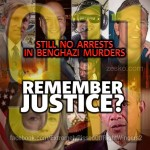 BREAKING BENGHAZI: ARREST THE KILLERS OBAMA!!!