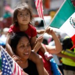 LATINOS TO OUTNUMBER WHITES IN CALIFORNIA BY MARCH