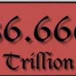 UNDER OBAMA THE U.S. DEBT IS UP $6.666 TRILLION! OBAMA IS THE ANTI CHRIST…