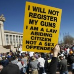 REVOLUTION! THOUSANDS OF CONNECTICUT GUN OWNERS REFUSE TO REGISTER GUNS!