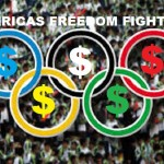 AMERICAS FREEDOM FIGHTERS OLYMPICS REPORT: WIN A MEDAL-PAY THE IRS !!!
