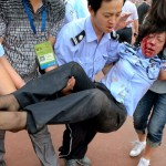 Police Beat, Detain Activists as Michelle Arrived in Chengdu!!!