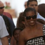 MICHELLE OBAMA AND FAMILY TAKE ANOTHER TAXPAYER-FUNDED VACATION…