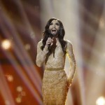 BEARDED TRANSEXUAL WINS MAJOR INTERNATIONAL SINGING CONTEST! (VIDEO)