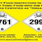 "Corrupt Food Inspectors In Mexico Export Toxic Food into the United States Certified as ""Organic""!"