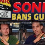 CHILI'S AND SONIC ENFORCE NO-GUNS POLICY!