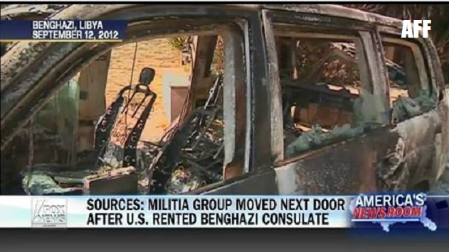 OBAMA KNEW! MILITIA BLAMED FOR BENGHAZI ATTACK LIVED NEXT DOOR!