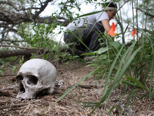 ILLEGAL ALIEN INVASION: TEXAS TOWN SWAMPED WITH DEAD BODIES!