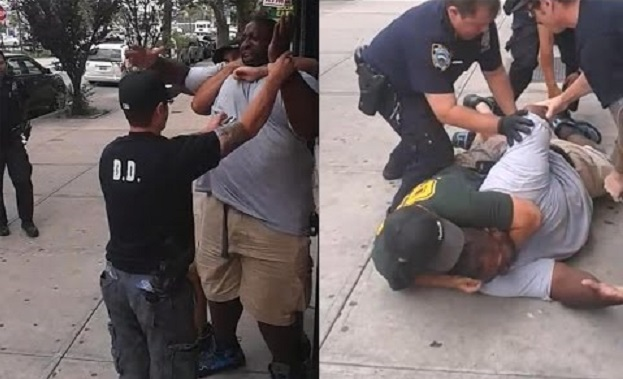 NYC MAN DIES DURING BRUTAL ARREST-POLICE ORDERED TO 'RETRAIN'…(VIDEO)