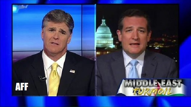 TED CRUZ SLAMS OBAMA ON HANNITY! MUST SEE VIDEO!