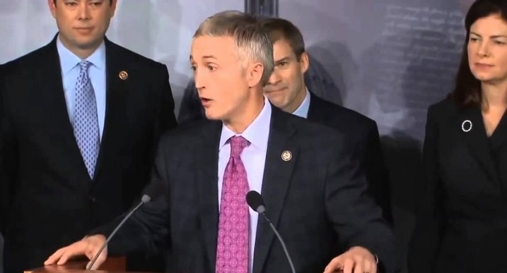 BOOM! TREY GOWDY ADDS 3 STAR GENERAL TO BENGHAZI INVESTIGATION TEAM!