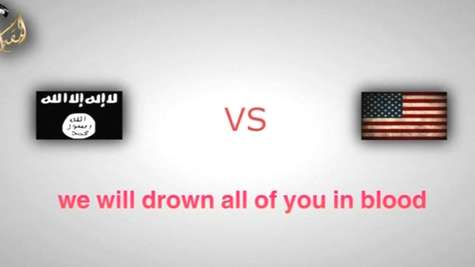 ISLAMIC STATE MESSAGE TO AMERICANS: 'WE WILL DROWN ALL OF YOU IN BLOOD!'