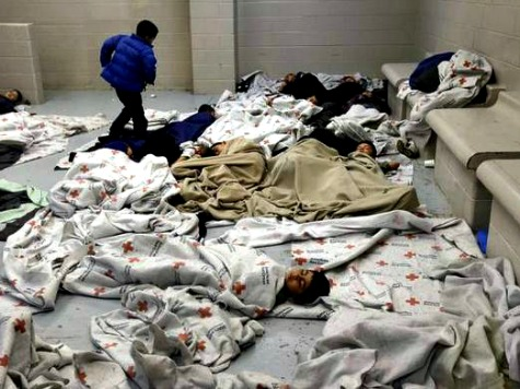 BREAKING! DISEASES SPREADING LIKE WILDFIRE AT ILLEGAL ALIEN DETENTION CENTERS!