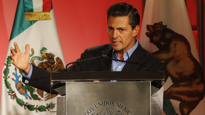 "SAY WHAT? MEXICAN PRESIDENT DECLARES CALIFORNIA ""THE OTHER MEXICO!"""
