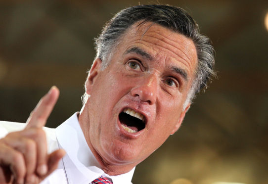 ROMNEY ON VP RUN: 'HAPPY TO SERVE MY COUNTRY' IF CALLED!