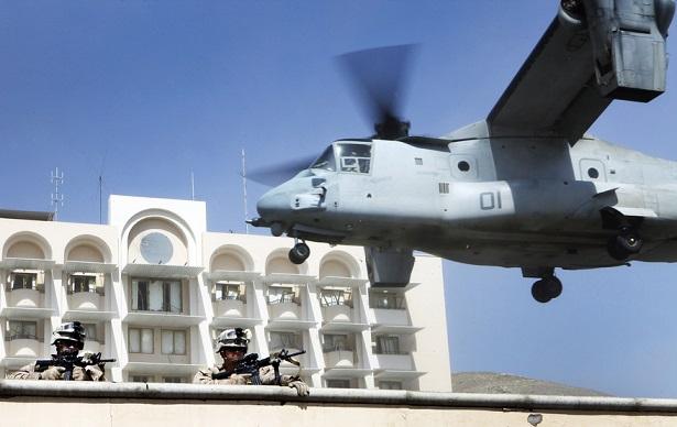 BREAKING: ISIS-Linked Radical Islamists Seize U.S. Embassy!
