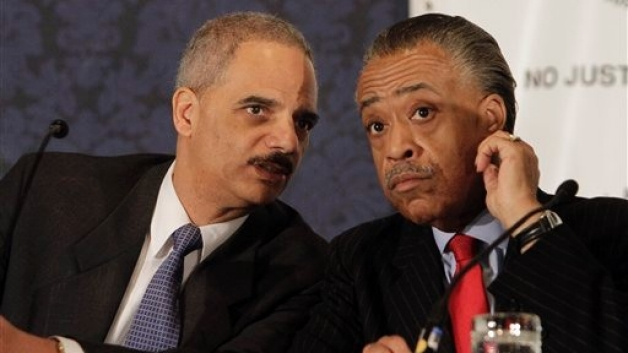 [WATCH!] ERIC HOLDER TOLD FERGUSON POLICE NOT TO RELEASE ROBBERY VIDEO!