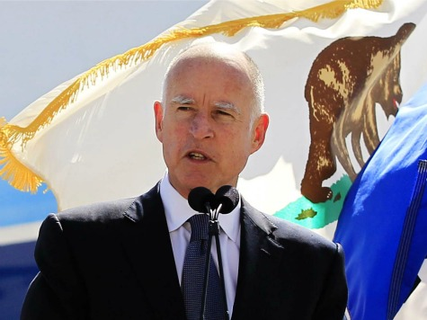 GOV. BROWN TO MEXICAN ILLEGALS: 'YOU'RE ALL WELCOME IN CALIFORNIA!'