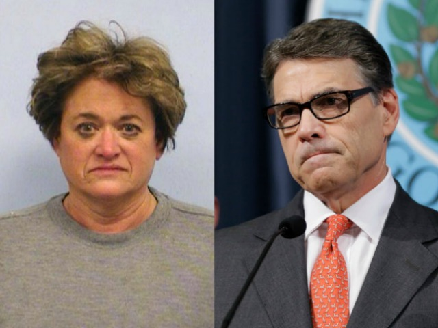 DISARMED! RICK PERRY LOSES RIGHT TO CARRY FIREARM!