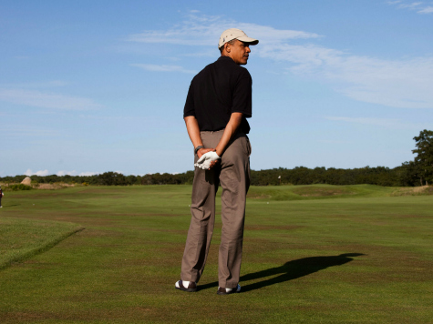 EVEN OBAMA'S DEFENDERS CAN'T EXPLAIN OBAMA'S GOLFING DECISION!