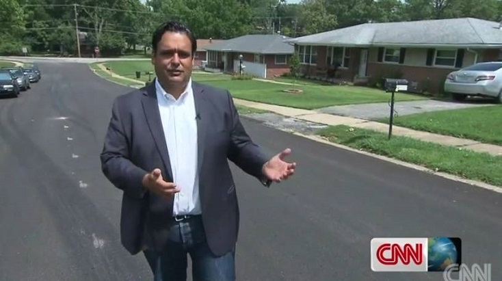 DEATH WISH? Media Draws Map To Home Of Ferguson Police Officer Who Shot Mike Brown!