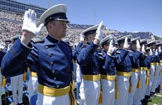 ATHEISTS MAKE AIR FORCE ACCEPT ENLISTMENT OATH WITHOUT 'SO HELP ME GOD!'