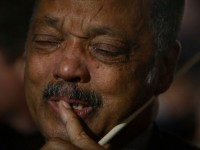 JESSE JACKSON CRIES ABOUT NFL'S WHITE FEMALE DOMESTIC VIOLENCE PANEL!