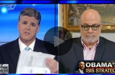 [WATCH] MARK LEVIN DESTROYS OBAMA ON ISIS 'STRATEGY'!
