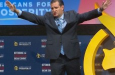 """[WATCH] TED CRUZ ON ISIS- """"WE OUGHT TO BOMB THEM BACK TO THE STONE AGE!"""""""