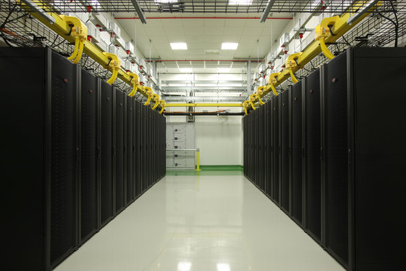 HOUSE WANTING NEW DATA CENTER!