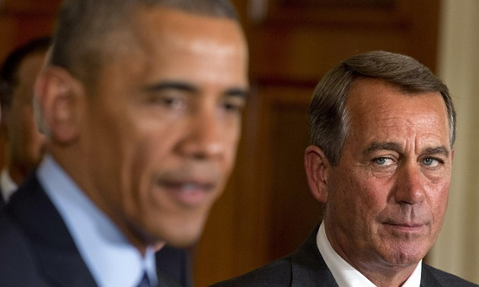 BOEHNER SLAMS PREPARATIONS FOR EXECUTIVE AMNESTY: 'UNACCEPTABLE!'