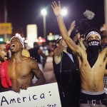 [WATCH] FERGUSON PROTESTERS VOW TO 'RAISE HELL IN THE NAME OF JUSTICE!'