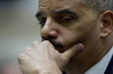 HOLDER: FAILURE TO PASS GUN CONTROL IS MY BIGGEST FAILURE!