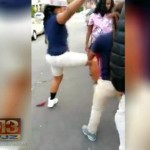 [WATCH] TEEN ON WAY TO JOB INTERVIEW BEATEN, ROBBED BY GANG OF BLACK THUGS!
