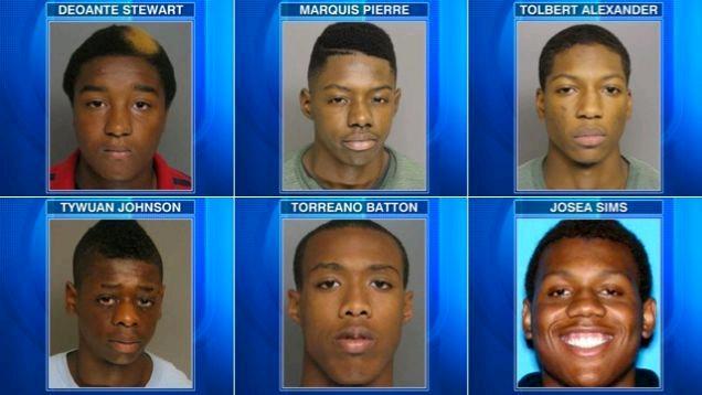 AS FERGUSON GETS READY TO BURN: SIX BLACK TEENS GANG RAPE 16-YEAR-OLD!