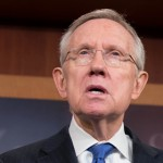 GOODBYE HARRY! REID KISSES McCONELL'S A**! (VIDEO)