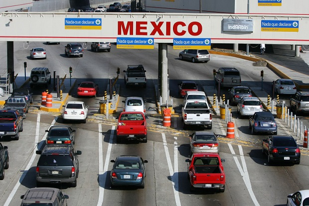 WTF? MEXICO TO CHARGE A FEE FOR AMERICANS TO ENTER MEXICO!