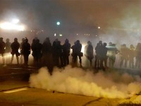 ST. LOUIS MAYOR SAYS NATIONAL GUARD WILL NOT BE ON 'FRONT LINES!'