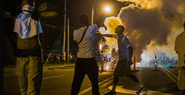 """RIOTERS TO TARGET WHITES: """"YOU WILL NEVER BE SAFE- NOT YOU, NOT YOUR CHILDREN!"""""""
