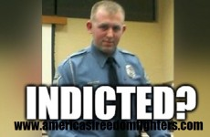 FERGUSON: OFFICER WILSON INDICTED? DID FOX NEWS LET THE CAT OUT OF THE BAG?