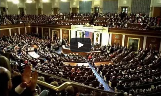 """AN OPEN LETTER TO OUR NEW CONGRESS- """"HERE ARE YOUR MARCHING ORDERS!"""" (Video)"""