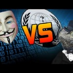 ***HACKER WARS!*** ANONYMOUS VS. LIZARD SQUAD-WITH VIDEOS!