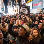 FATHER TOLD BY NYPD THEY'RE 'TOO BUSY' WITH GARNER PROTESTS TO SEARCH FOR SUICIDAL SON!