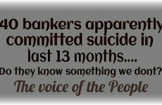 ANOTHER BANKER FOUND DEAD IN APPARENT MURDER-SUICIDE! (Video)