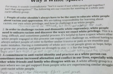 What This School Teaches About White People Will SHOCK You!
