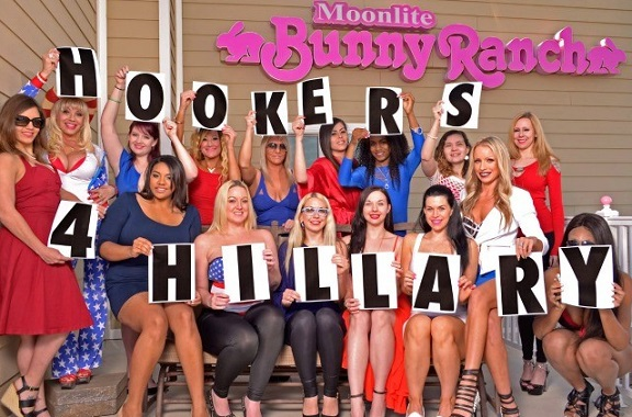 These HOOKERS Support Hillary For President… The Reason Why Will Blow Your Mind