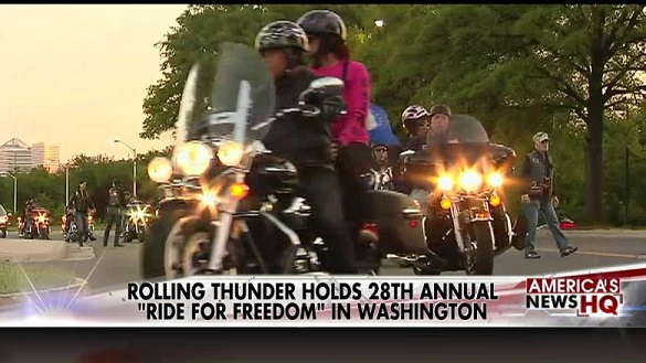 #ROLLINGTHUNDER – What These Patriotic Bikers Just Did Shattered Records With A Loud And Clear Message… (Video)