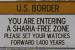 GOD BLESS TEXAS: State Senate Passes Anti 'Sharia Law' Bill…