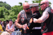 This Wounded Marine Held A Salute For HOURS… What These Patriot Bikers Do Will Give You Chills (Videos)