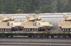 Colorado/Wyoming In Jade Helm Bullseye… Military Trains MASSIVELY Loaded Down [Photos]